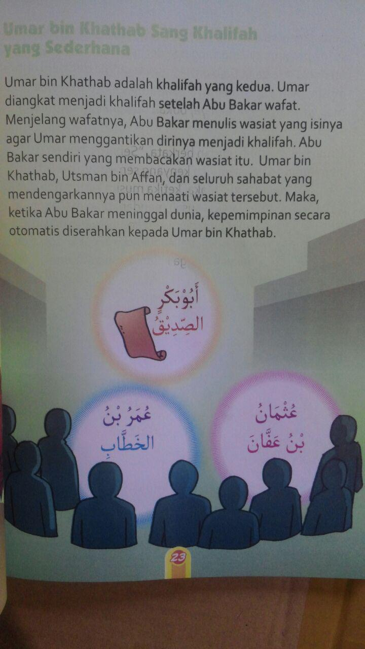 Buku Anak 10 Sahabat Yang Dijamin Masuk Surga 69.000 20% 55.200 Fatiha Kids Farvin Sabilla Matin isi 3