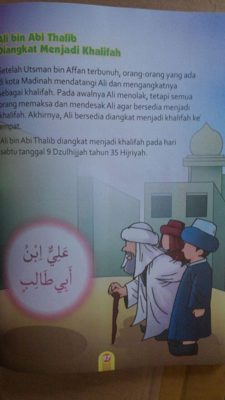 Buku Anak 10 Sahabat Yang Dijamin Masuk Surga 69.000 20% 55.200 Fatiha Kids Farvin Sabilla Matin isi 4