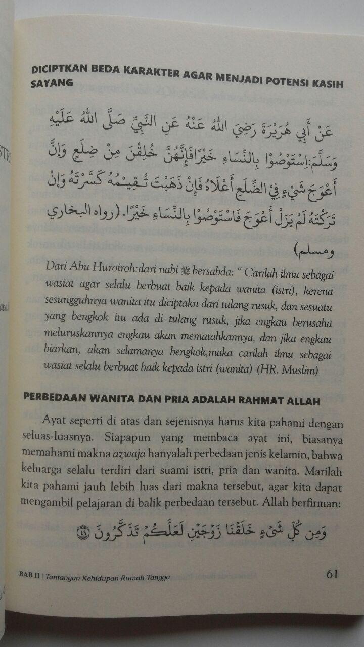 Buku Cahaya Al-Quran Solusi Qurani Untuk Permasalahan Rumah Tangga 50.000 20% 40.000 Markaz Al-Quran Abdul Aziz Abdur Rauf isi 3
