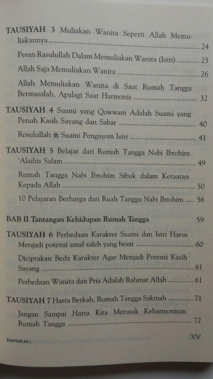 Buku Cahaya Al-Quran Solusi Qurani Untuk Permasalahan Rumah Tangga 50.000 20% 40.000 Markaz Al-Quran Abdul Aziz Abdur Rauf isi