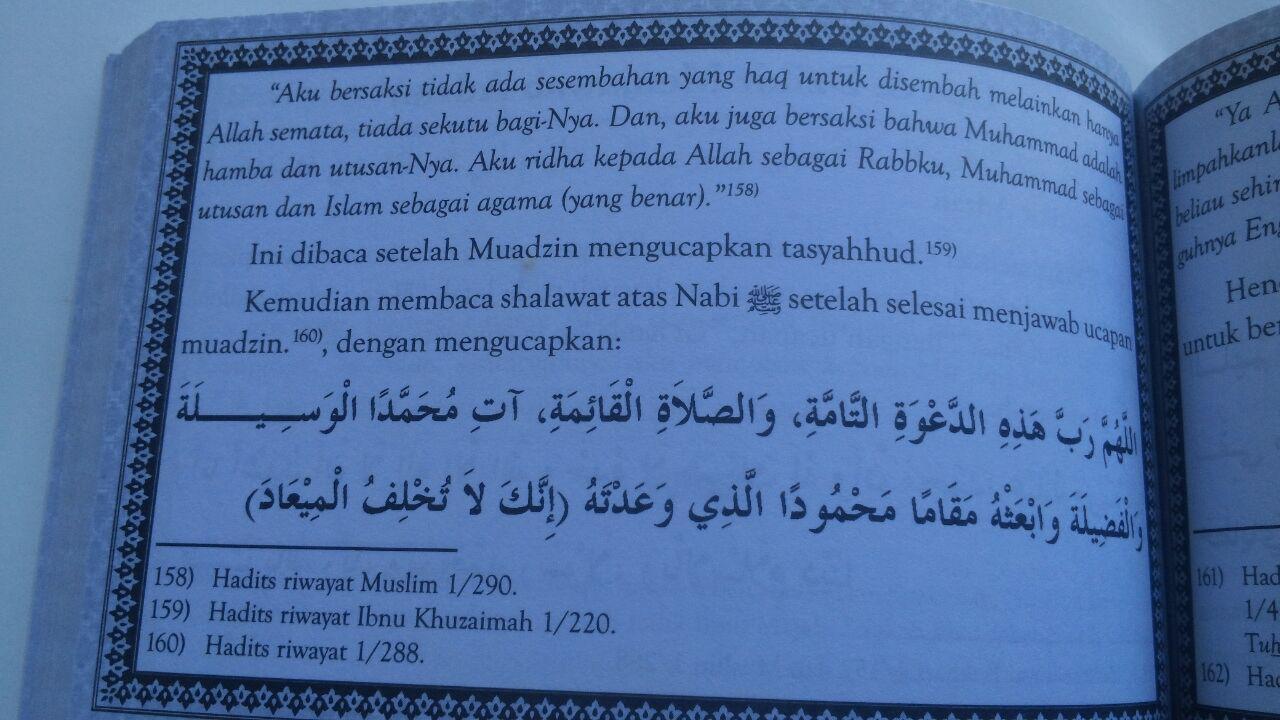Buku Ensiklopedi Mini Doa Dan Dzikir Format Baru 11.000 15% 9.350 As-Salam Publishing Said bin Wahf Al Qahthani isi 3