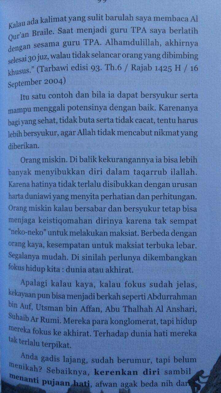 Buku From Zero To Hero Mendahsyatkan Pribadi Biasa 42.000 15% 35.700 Pro-U Media Solikhin Abu Izzuddin isi 3