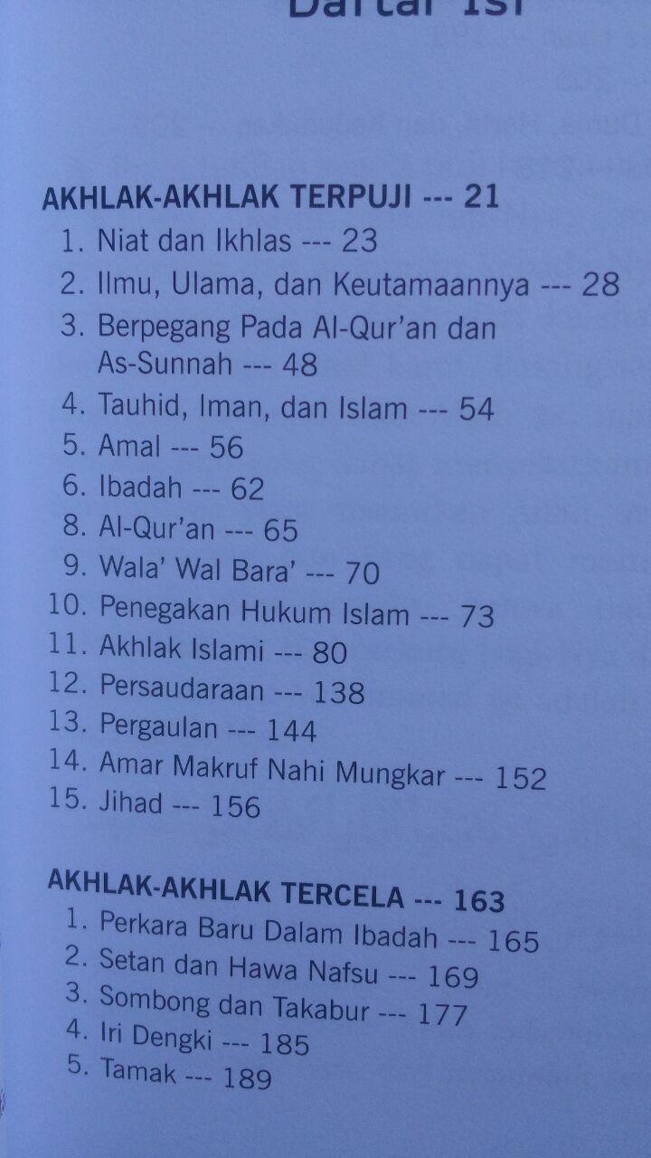 Buku Jawahir Al-Mukhtar Mutiara Hikmah Dari Ulama Salaf 20.000 15% 17.000 Pustaka Arafah Tim Kitabah Dhiyaul Ilmi isi 2