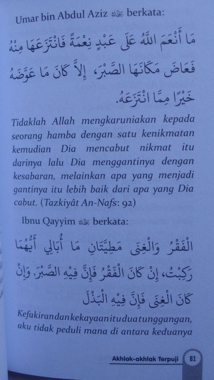Buku Jawahir Al-Mukhtar Mutiara Hikmah Dari Ulama Salaf 20.000 15% 17.000 Pustaka Arafah Tim Kitabah Dhiyaul Ilmi isi 3