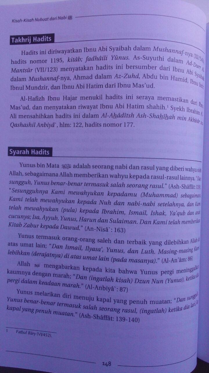 Buku Kisah-Kisah Nubuat Dari Nabi Berdasarkan Riwayat Shahih 120.000 20% 96.000 Ummul Qura Umar Sulaiman Al-Asyqar isi 3