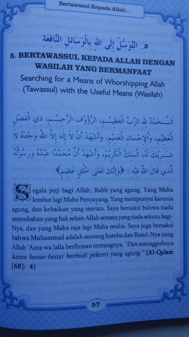 Buku Mahir Khotbah 3 Bahasa Ukuran A5 32.000 15% 27.200 As-Salam Publishing Allamah Al-Qushaim isi 4
