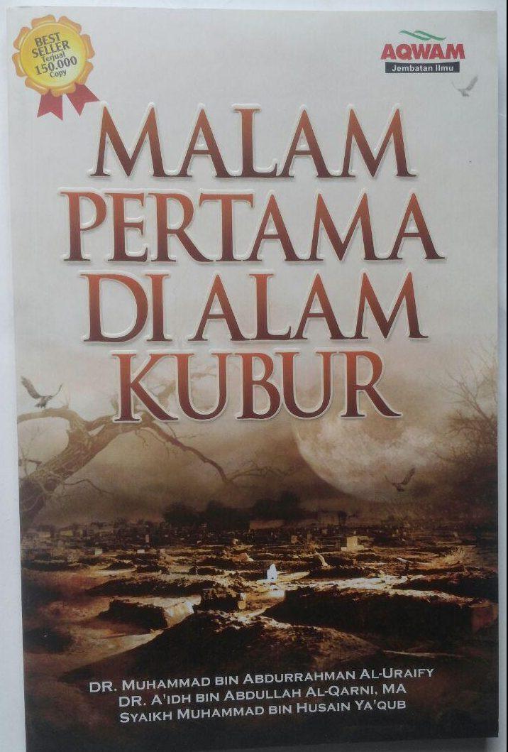 Buku Malam Pertama Di Alam Kubur 39.000 15% 33.150 Aqwam Muhammad bin Abdurrahman Al-Uraify cover 2