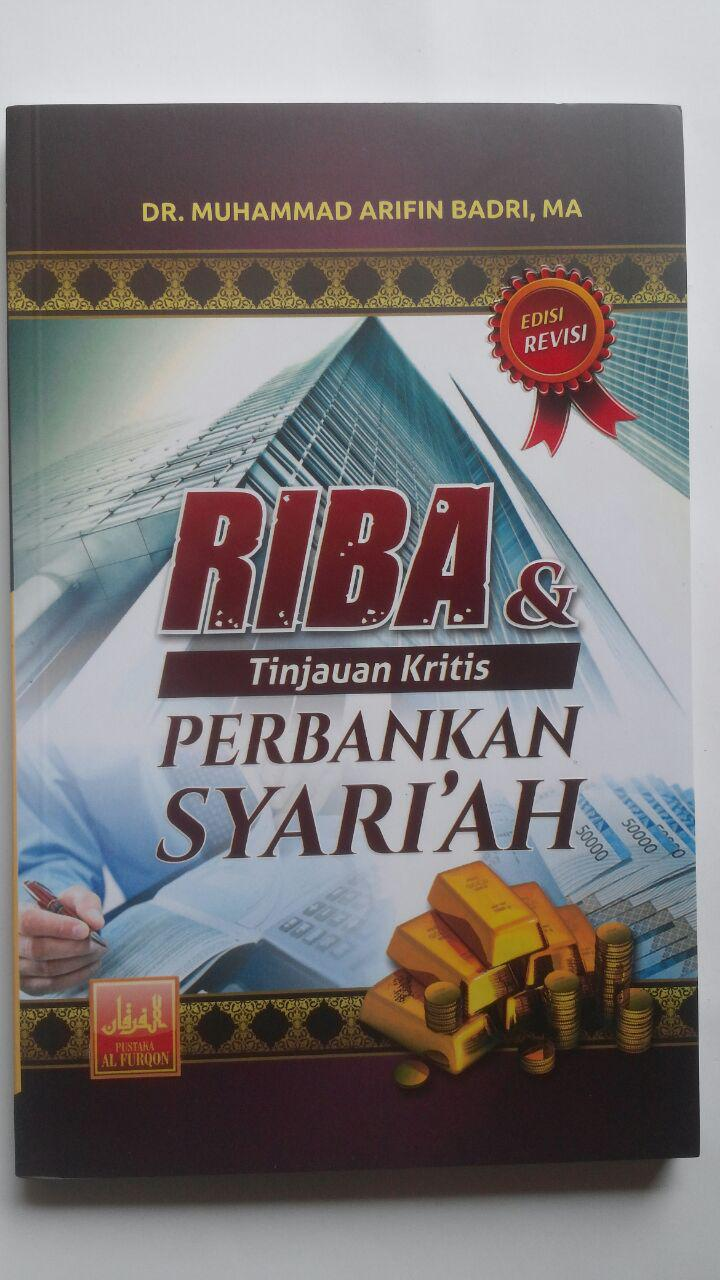 Buku Riba & Tinjauan Kritis Perbankan Syariah 50.000 20% 40.000 Pustaka Al-Furqon Muhammad Arifin Badri cover 2