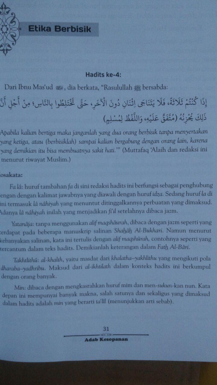 Buku Syarah Kitab Al-Jami' Penjelasan Lengkap Hadits Adab 85.000 20% 68.000 Pustaka Arafah Ibnu Hajar Al-Asqalany isi 4