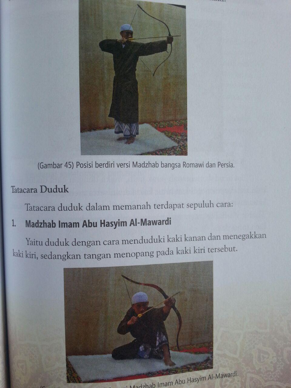 Buku Teknik Memanah Dalam Islam Dan Ketangkasan Lain Bergambar isi 5