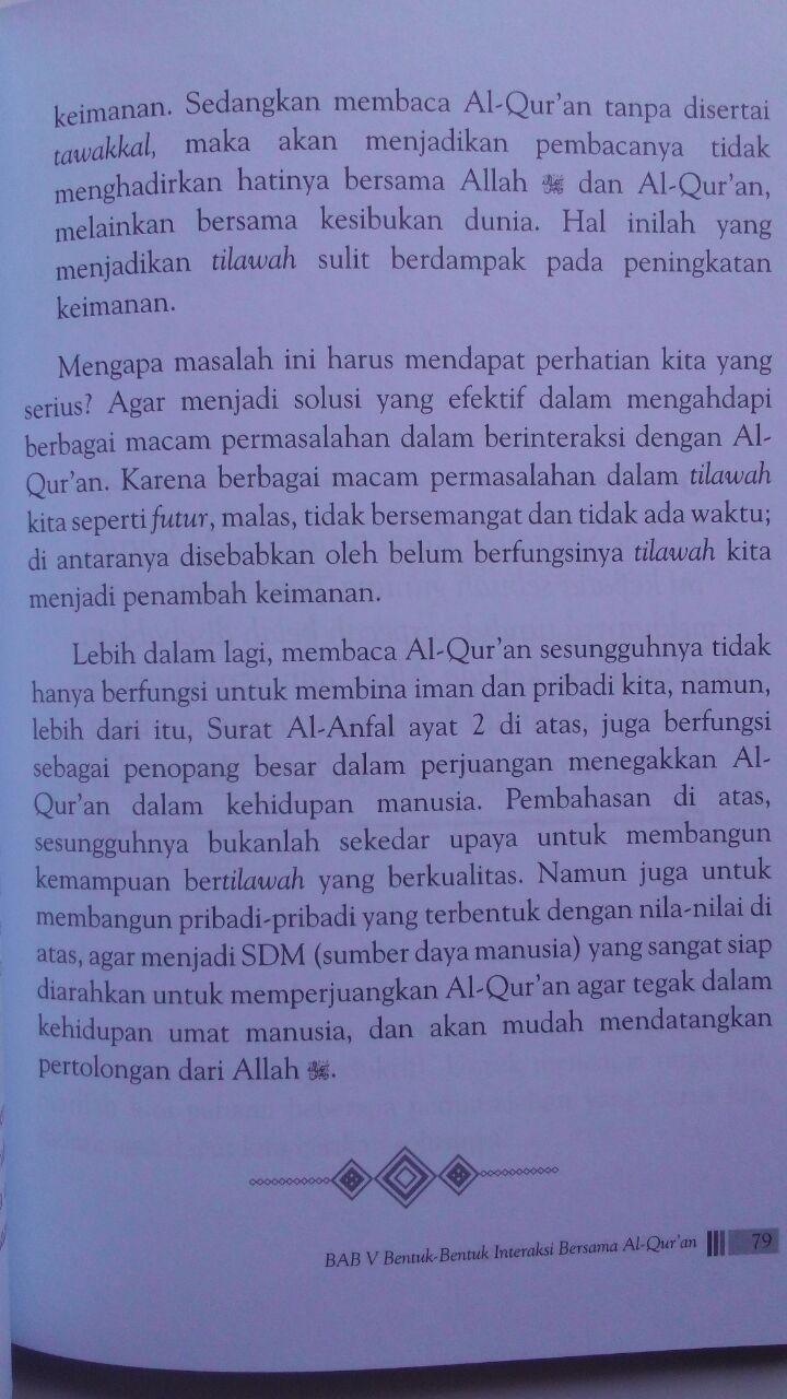 Buku Ya Allah Jadikan Kami Ahlus Quran Kumpulan Motivasi 50.000 20% 40.000 Markaz Al-Quran Abdul Aziz Abdur Rauf isi 3