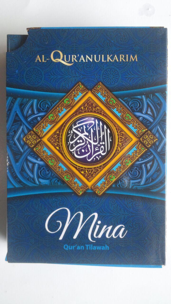 Al-Qur'an Saku Tilawah Tipe Mina Per 5 Juz 69,000 15% 58,650 Sygma Publishing cover 3
