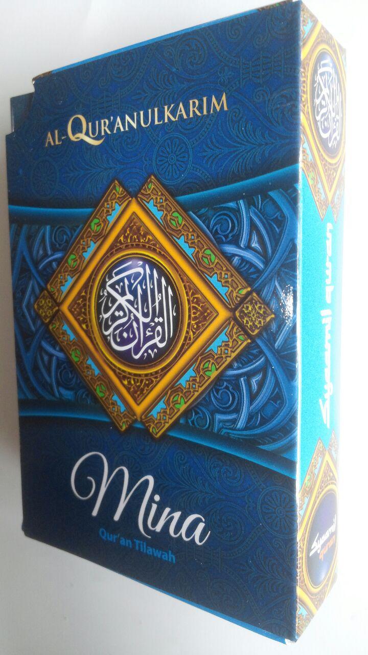 Al-Qur'an Saku Tilawah Tipe Mina Per 5 Juz 69,000 15% 58,650 Sygma Publishing cover 4