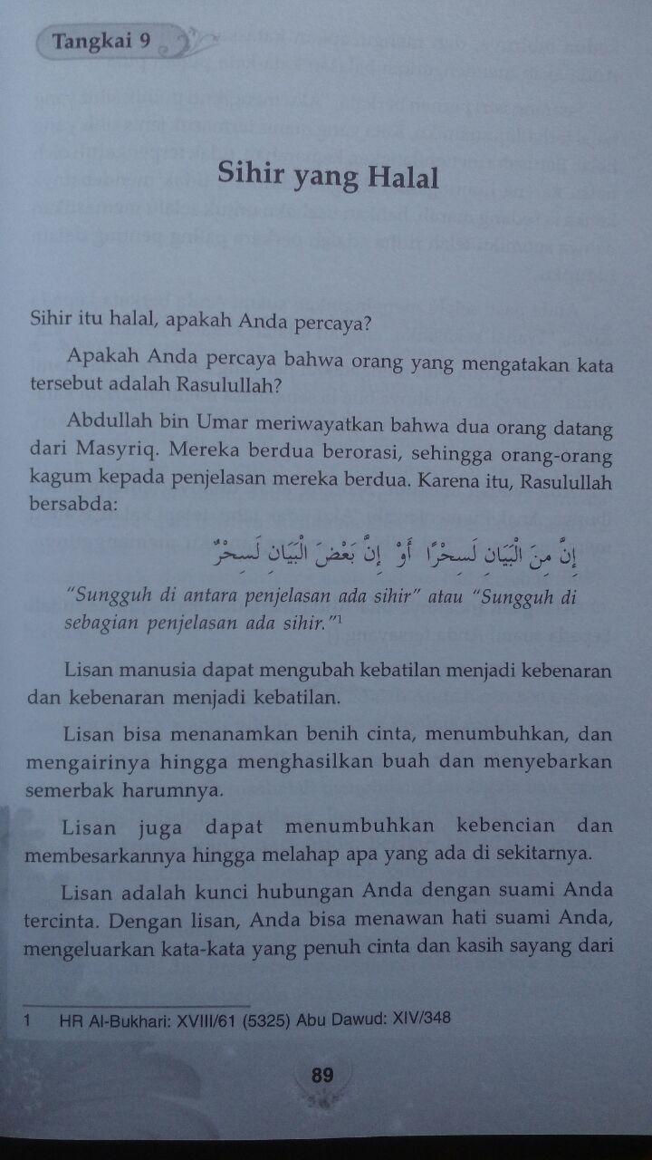 BK2969 Buku Cerdas Mendampingi Suami 55.000 20% 44.000 Aqwam Nashir Asy-Syafi'i isi 3