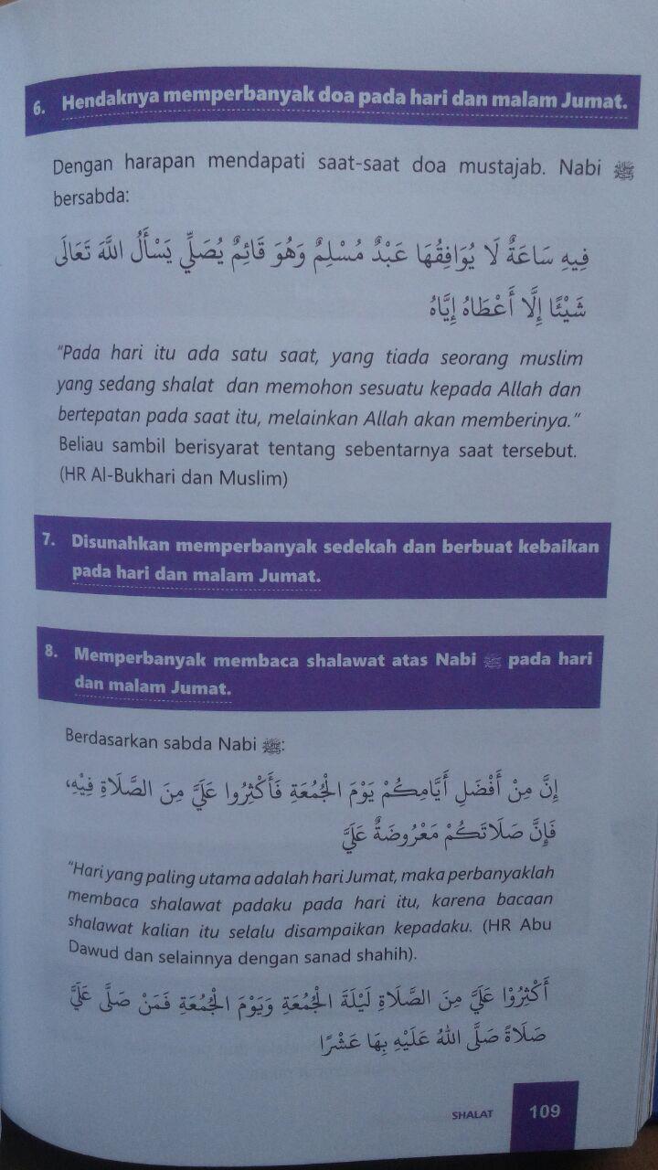 BK2970 Buku Fikih Ibadah Harian Pembahasan Lengkap Ibadah 89.000 20% 71.200 Istanbul Muhammad Al-Arifi isi 4