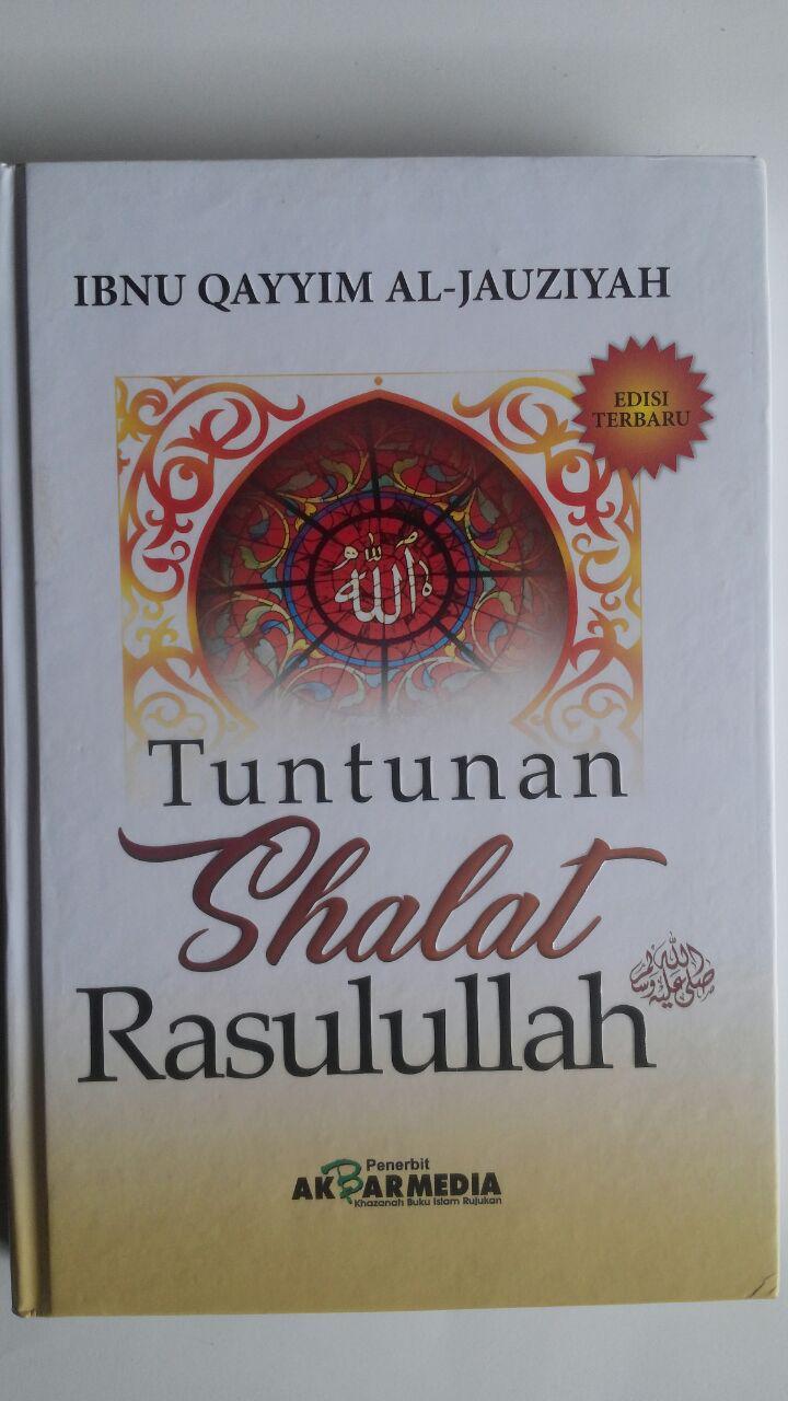 BK2977 Buku Tuntunan Shalat Rasulullah 59,500 20% 47,600 Akbar Media cover 3