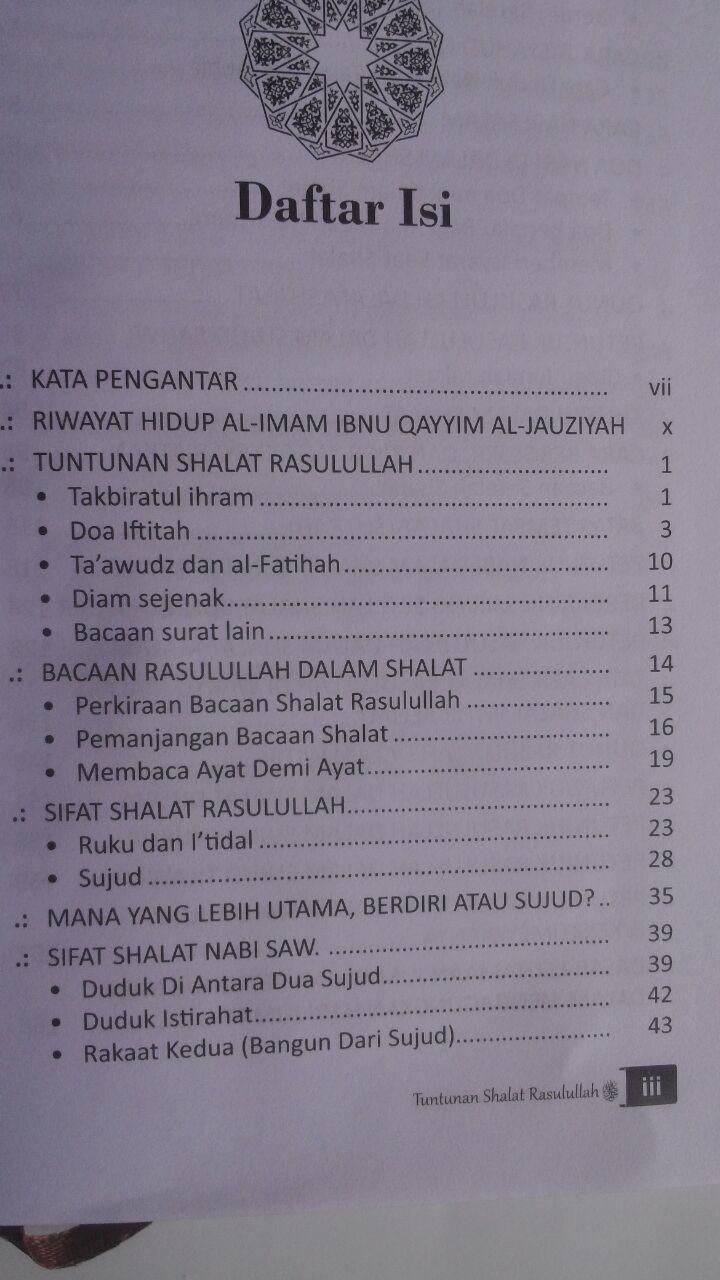 BK2977 Buku Tuntunan Shalat Rasulullah 59,500 20% 47,600 Akbar Media isi 2