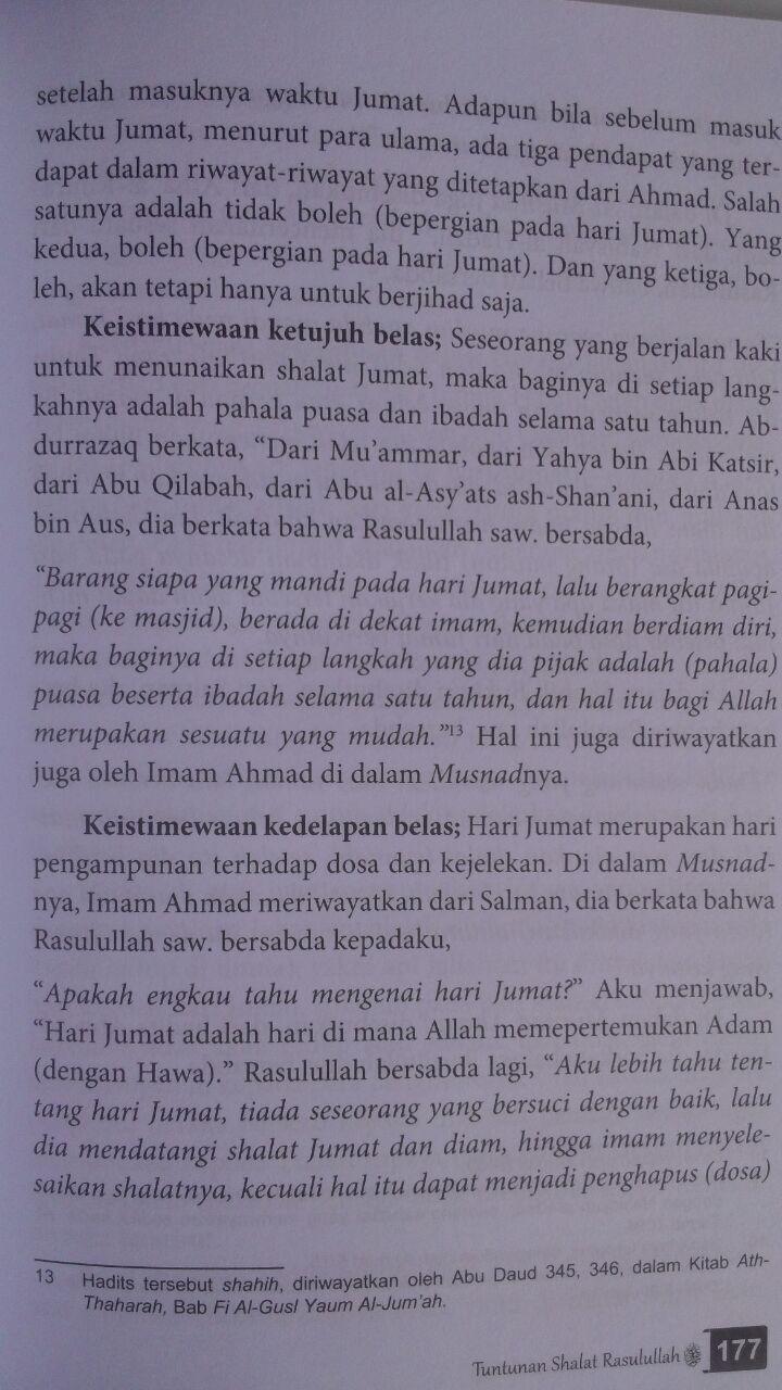 BK2977 Buku Tuntunan Shalat Rasulullah 59,500 20% 47,600 Akbar Media isi 3