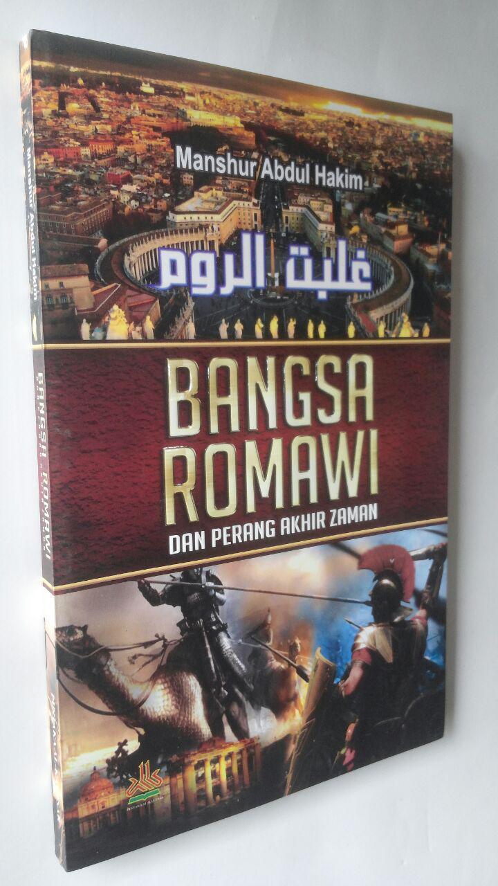 Buku Bangsa Romawi Dan Perang Akhir Zaman 58.000 20% 46.400 Pustaka Al-Kautsar Manshur Abdul Hakim cover 2