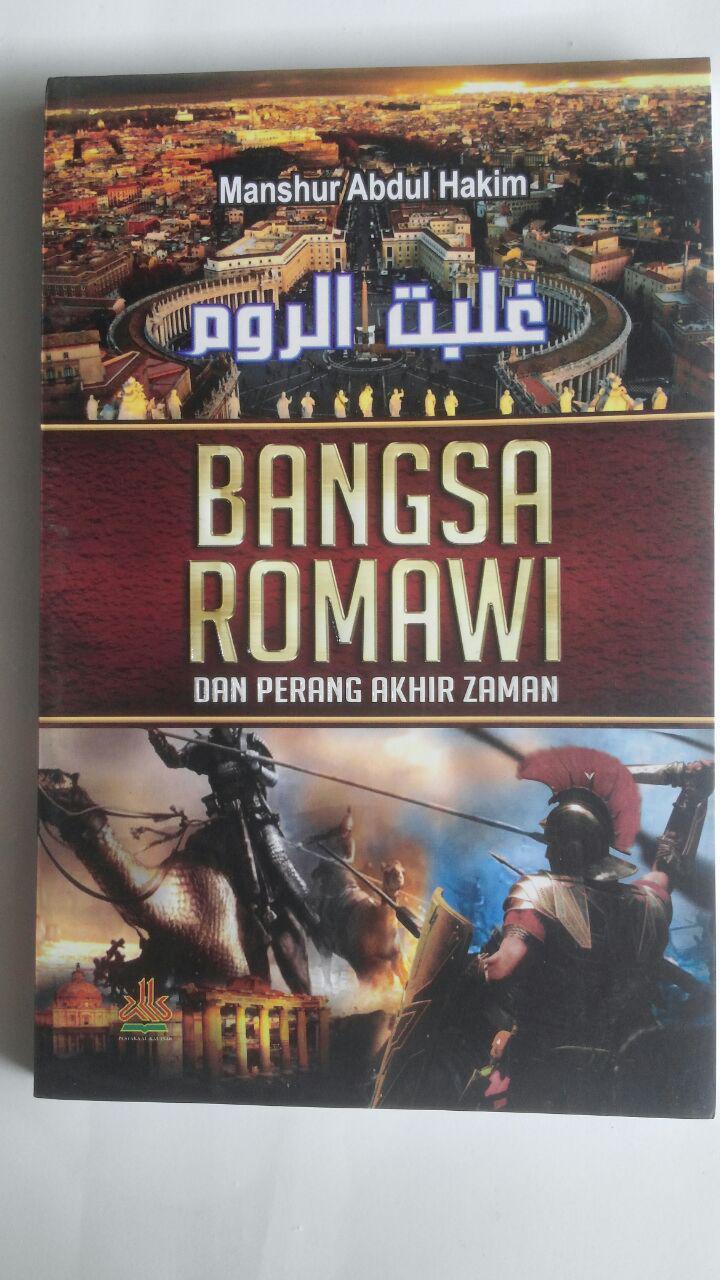 Buku Bangsa Romawi Dan Perang Akhir Zaman 58.000 20% 46.400 Pustaka Al-Kautsar Manshur Abdul Hakim cover 3