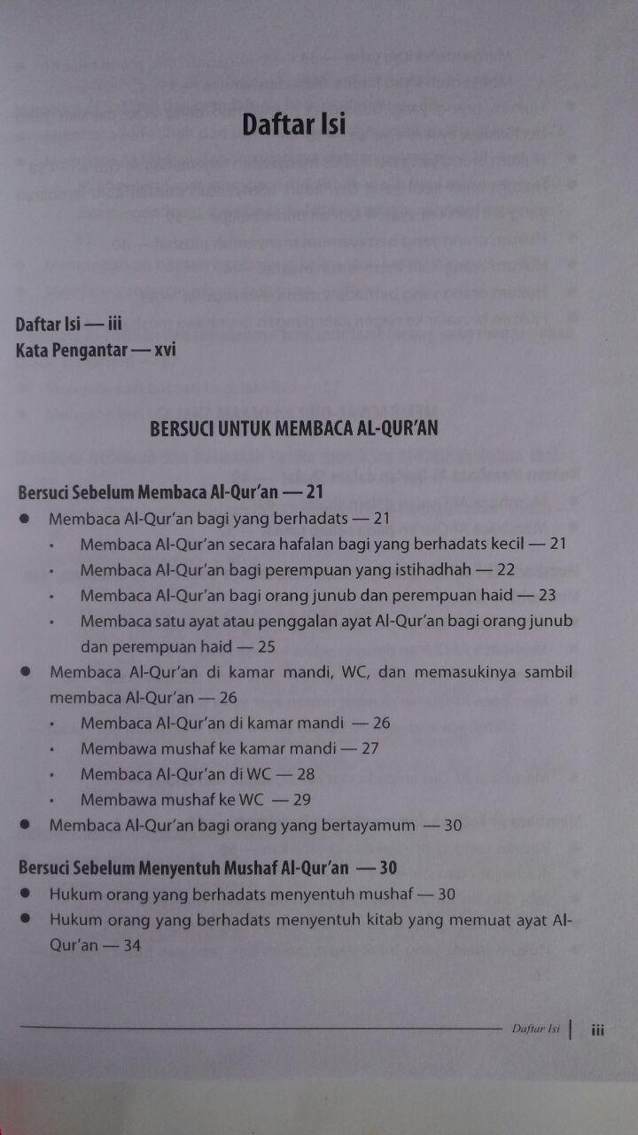 Buku Hukum Fikih Seputar Al-Qur'an 200 Persoalan Khilafiyah 59.000 20% 47.200 Ummul Qura Ahmad Salim isi