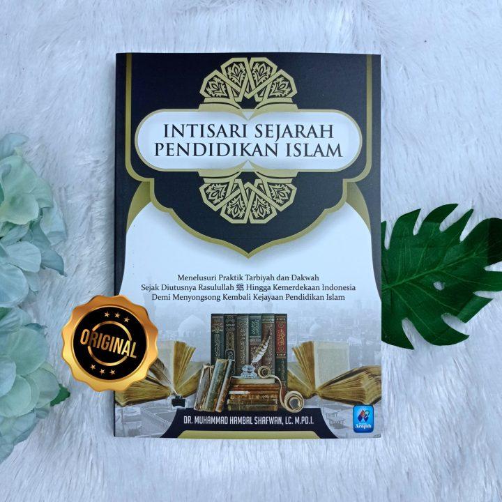 Buku Intisari Sejarah Pendidikan Islam