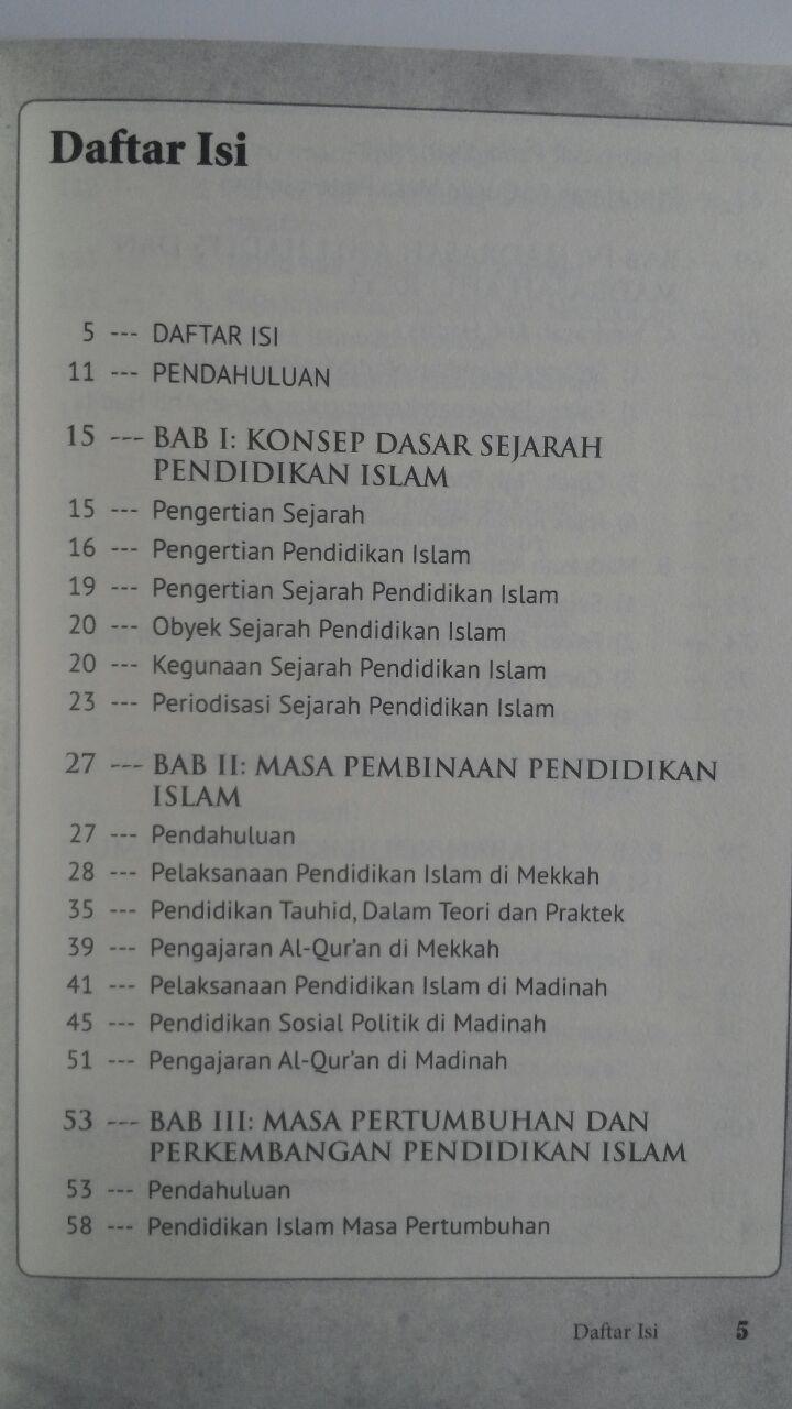 Buku Intisari Sejarah Pendidikan Islam 42.000 15% 35.700 Pustaka Arafah Muhammad Hambal Shafwan isi 2