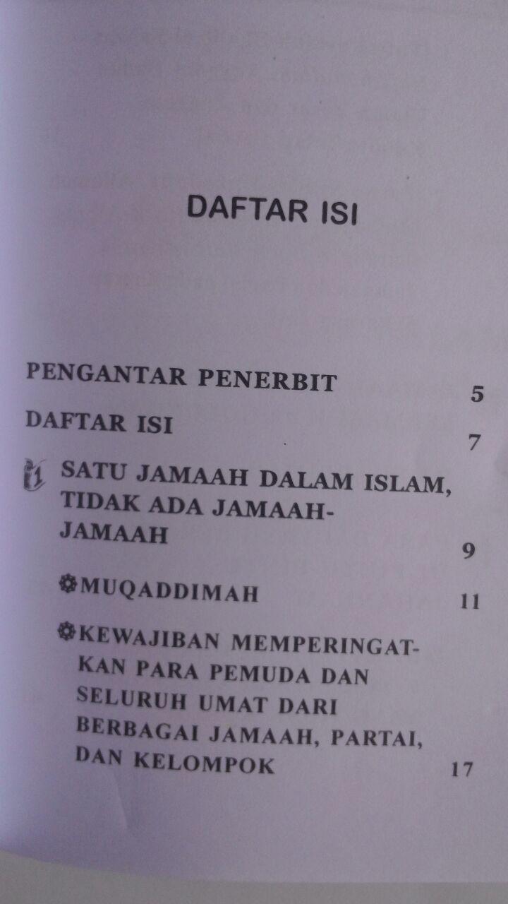 Buku Kumpulan Fatwa-Fatwa Membangun Persatuan 8.000 15% 6.800 Maktabah Al-Hanif Abdul Azin bin Baz, Shalih Al-Fauzan, Bakr Abu Zaid isi 2
