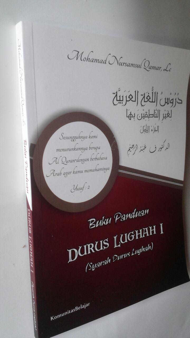 Buku Panduan Durus Lughah 1 Syarah Durusul Lughah 90,000 10% 81,000 Komunitas Belajar cover 2