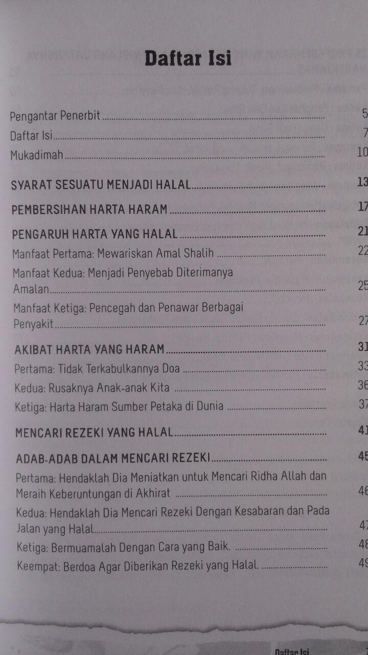 Buku Pekerjaan Haram Di Akhir Zaman 15 Profesi Haram 42,000 15% 35,700 Granada Mediatama isi 2