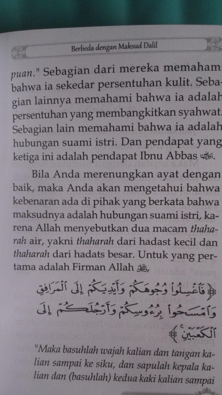 Buku Saku Sebab-Sebab Perbedaan Pendapat Para Ulama 7.000 15% 5.950 Darul Haq Muhammad bin Shalih Al-Utsaimin isi 2