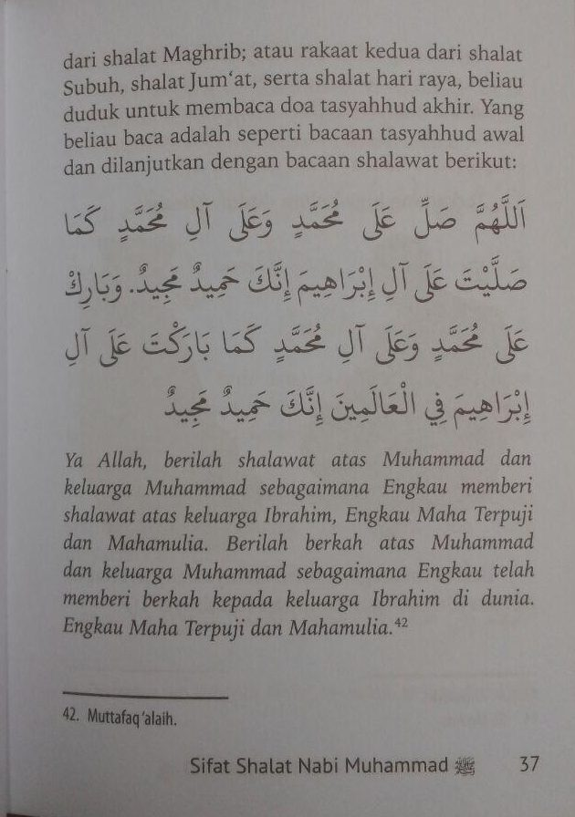 Buku Saku Sifat Shalat Nabi Muhammad Plus Dzikir Bergambar 5.000 15% 4.250 Pustaka Arafah Abdullah bin Abdurrahman Al Jibrin isi 2