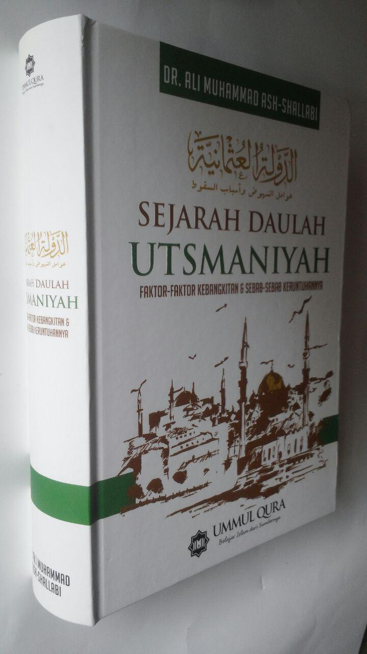 Buku Sejarah Daulah Utsmaniyah Faktor Kebangkitan Keruntuhan 179.000 20% 143.200 Ummul Qura Ali Muhammad Ash-Shallabi cover 2