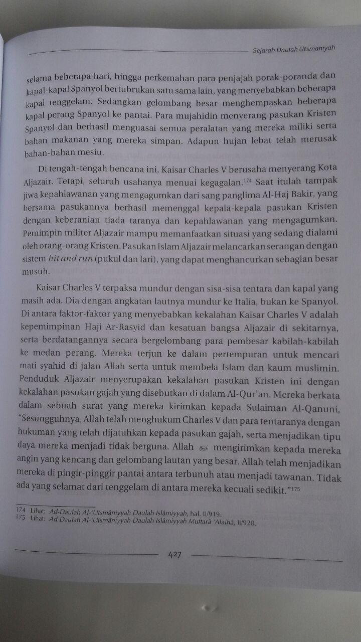 Buku Sejarah Daulah Utsmaniyah Faktor Kebangkitan Keruntuhan 179.000 20% 143.200 Ummul Qura Ali Muhammad Ash-Shallabi isi 3