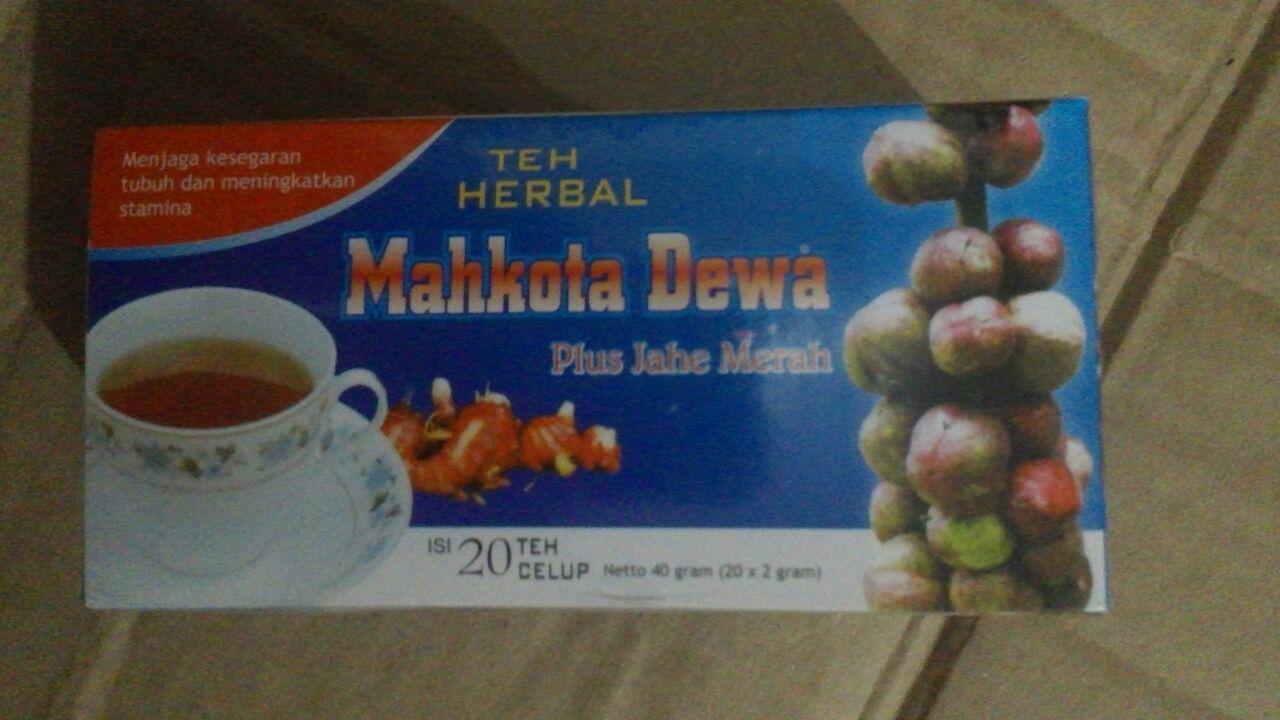 Herbal Teh Mahkota Dewa Plus Jahe Merah 24,000 20% 19,200 Herbasari 2