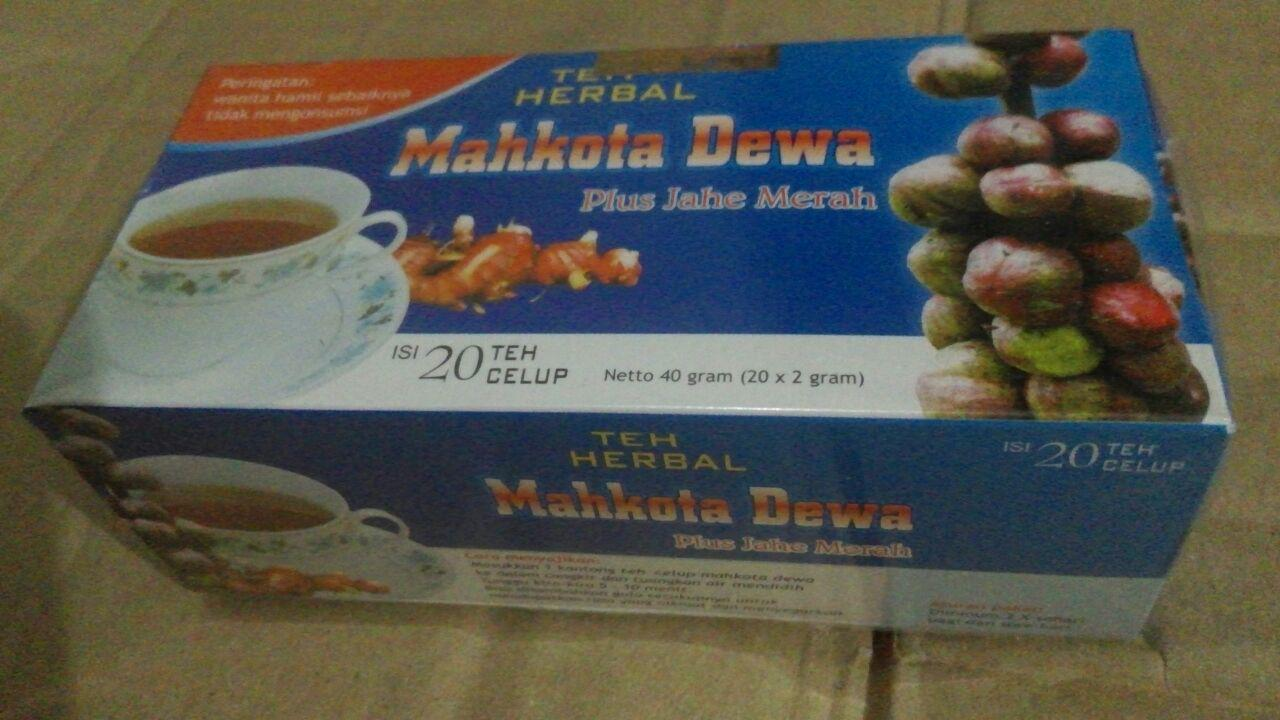 Herbal Teh Mahkota Dewa Plus Jahe Merah 24,000 20% 19,200 Herbasari 4