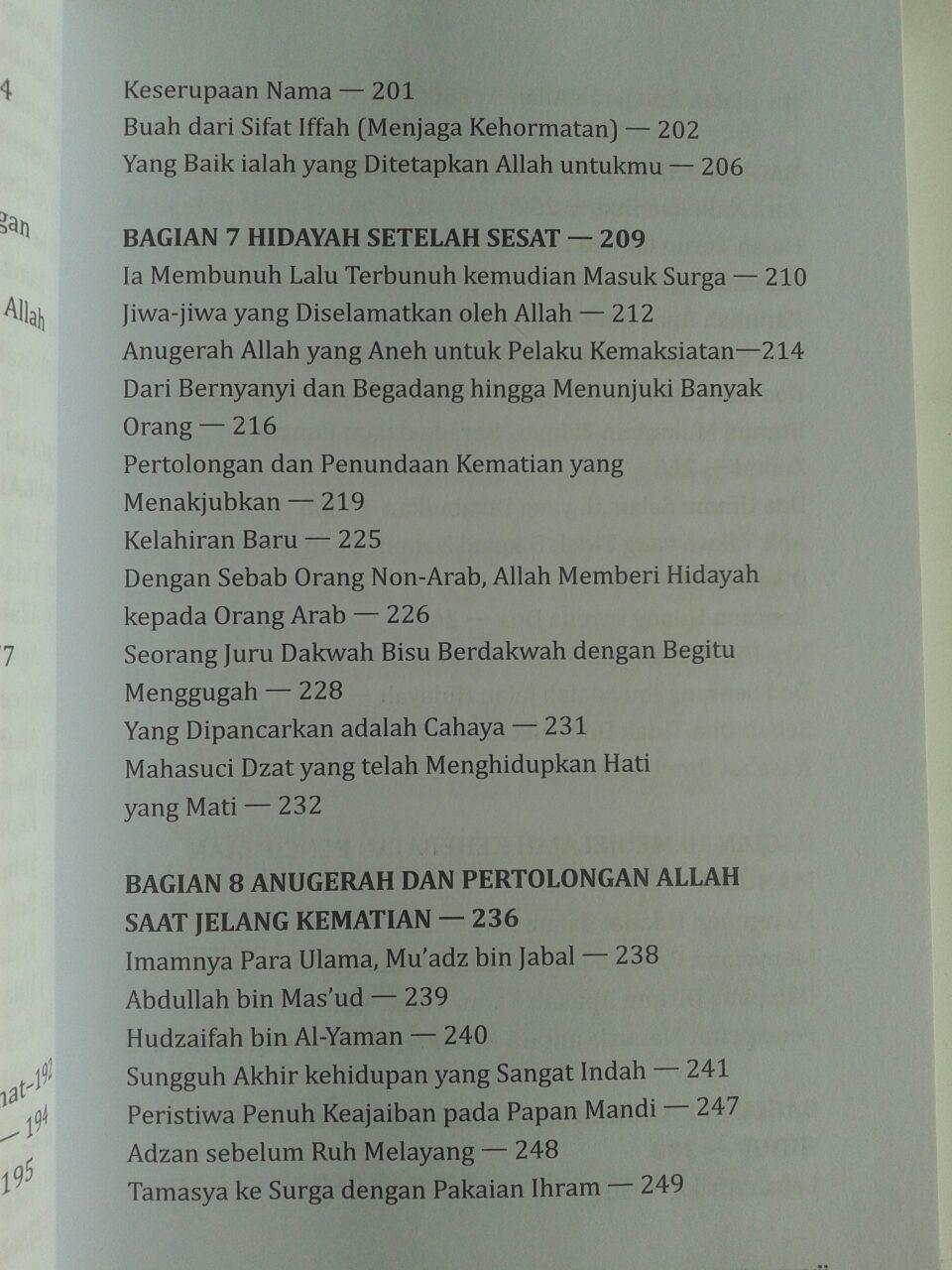 Buku Kisah-Kisah Indah Kelembutan Allah Pustaka Al-Kautsar Sayyid Uthwah isi 3