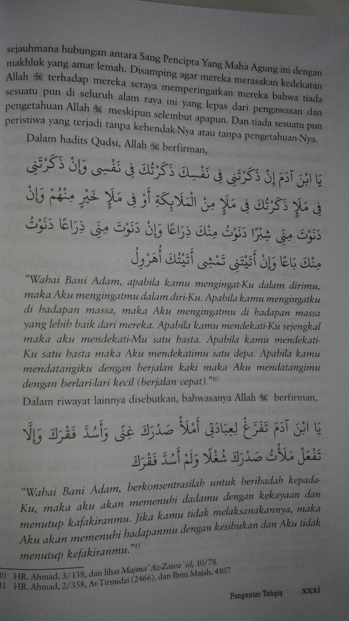 Buku Mahabbatullah Cinta Kepada Allah 110.000 20% 88.000 Pustaka Al-Kautsar Ibnu Qayyim Al-Jauziyyah isi