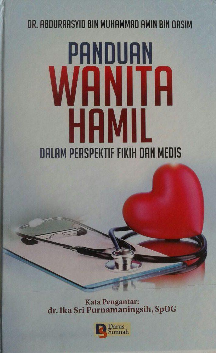 Buku Panduan Wanita Hamil Dalam Perspektif Fikih Dan Medis cover 2