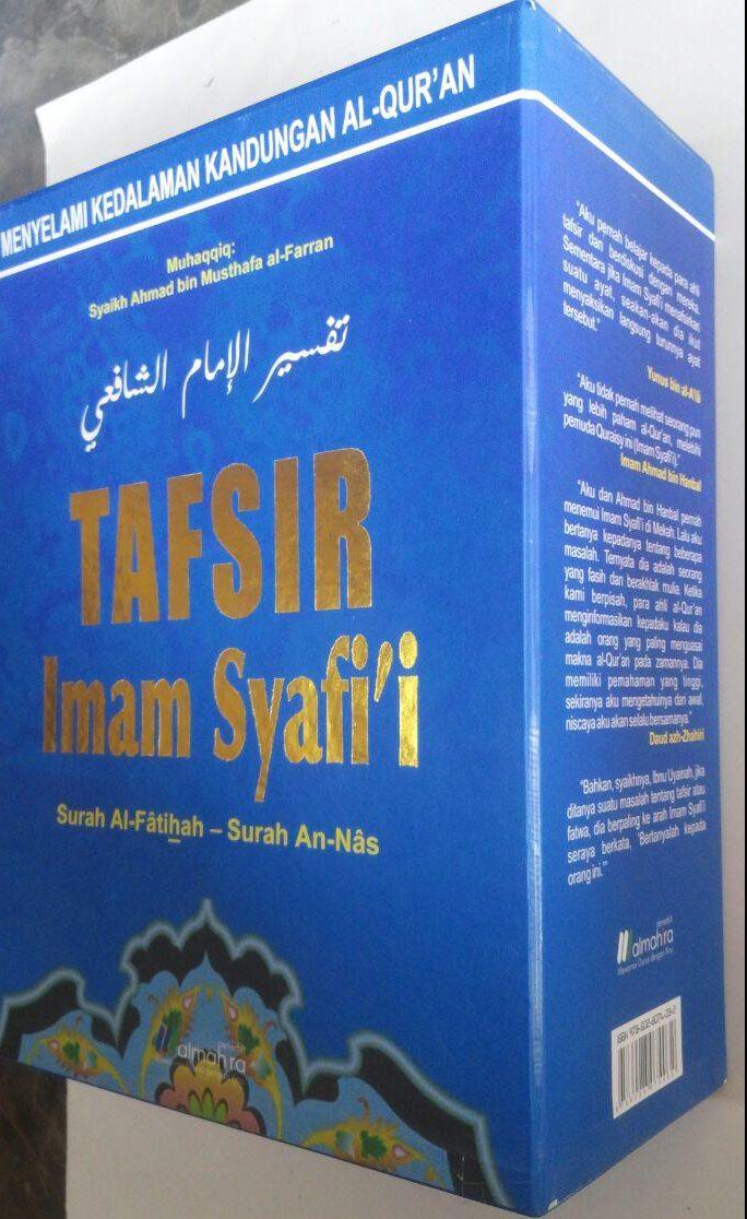 Buku Tafsir Imam Syafi'I Surat Al-Fatihah Sampai An-Nas 599.000 20% 479.200 Almahira Imam Asy-Syafi'i cover 5