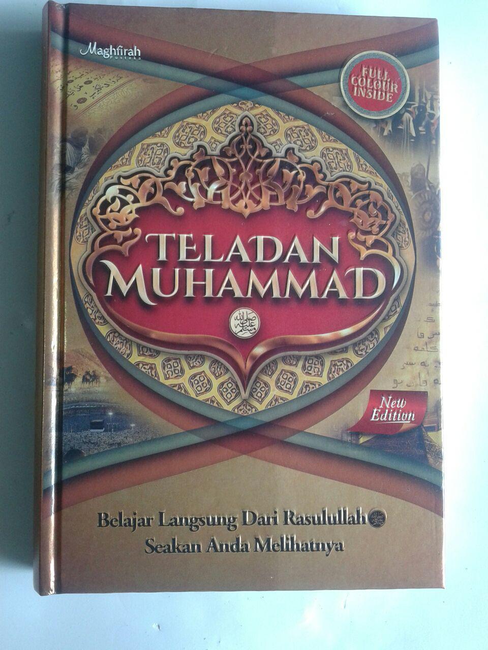 Buku Teladaan Muhammad Belajar Langsung Dari Rasulullah cover 2