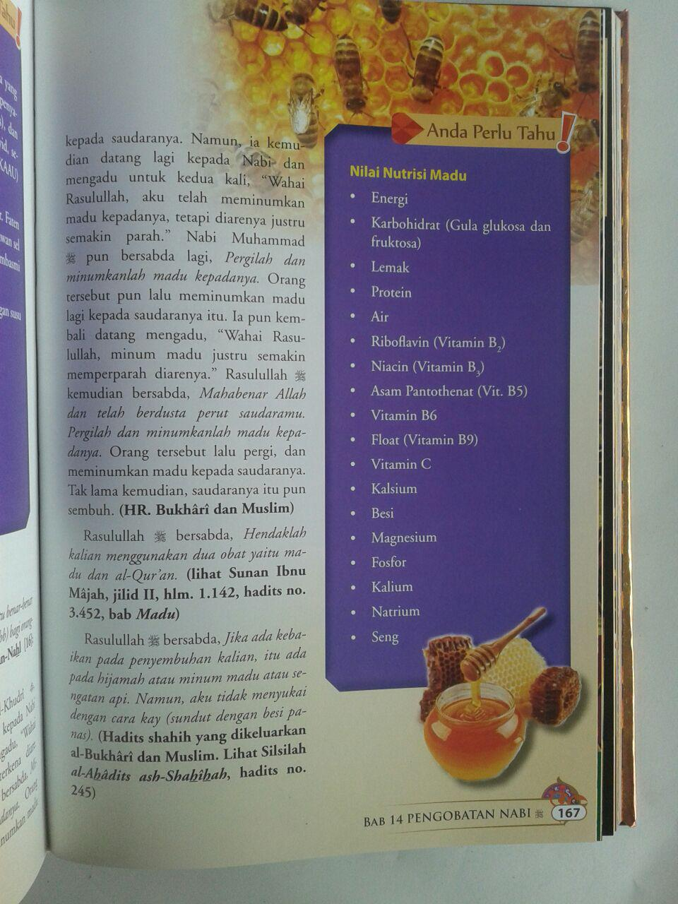 Buku Teladan Muhammad Belajar Langsung Dari Rasulullah isi 2