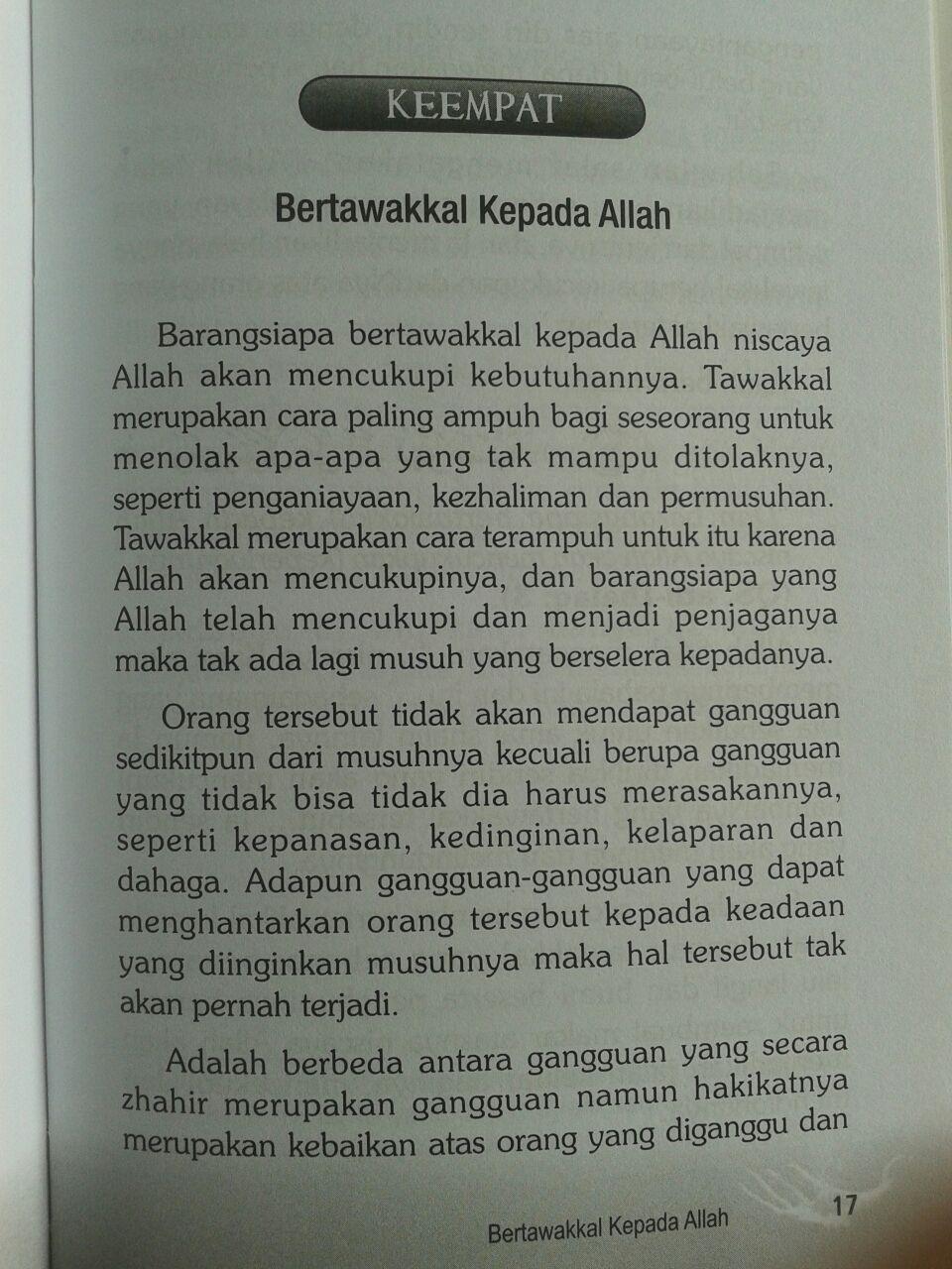 Buku 10 Jurus Penangkal Sihir Dengki Dan Ain isi