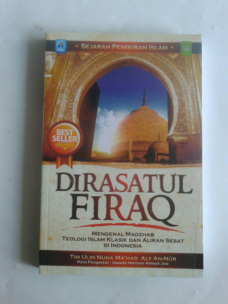 Buku Dirasatul Firaq Mengenal Madzhab Teologi Islam Klasik cover 2
