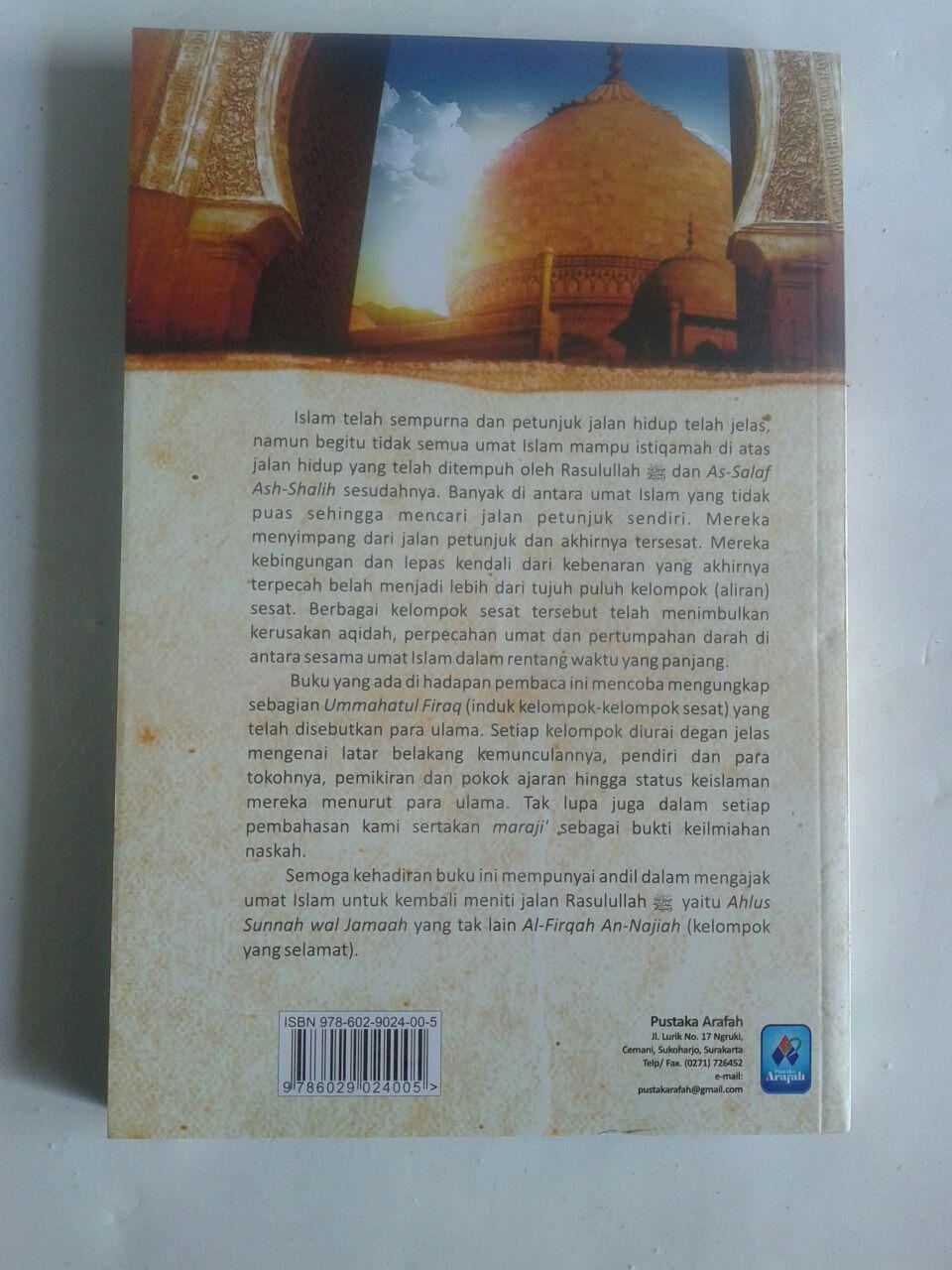 Buku Dirasatul Firaq Mengenal Madzhab Teologi Islam Klasik cover