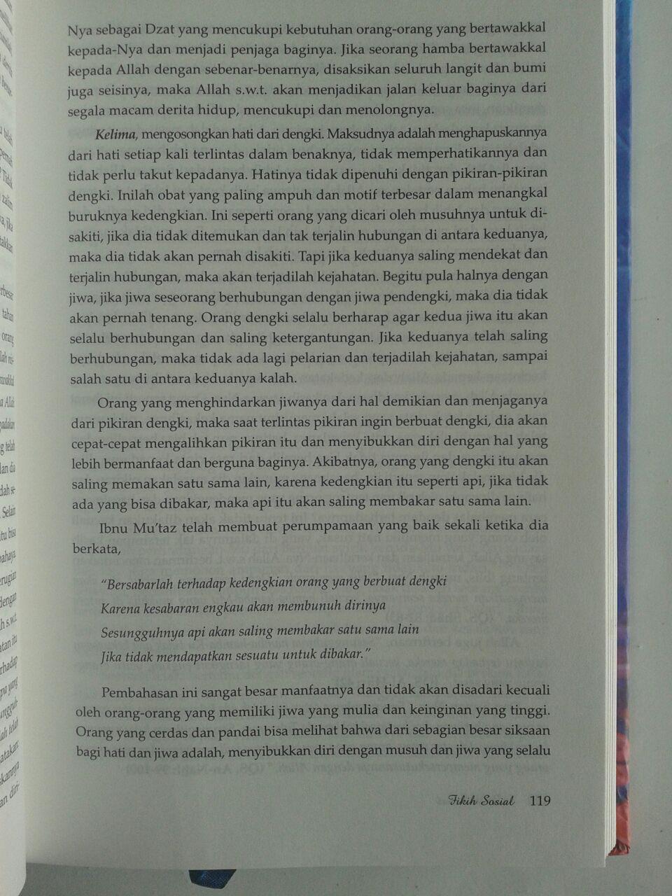 Buku Fikih Sosial Tuntunan Dan Etika Hidup Bermasyarakat isi 3