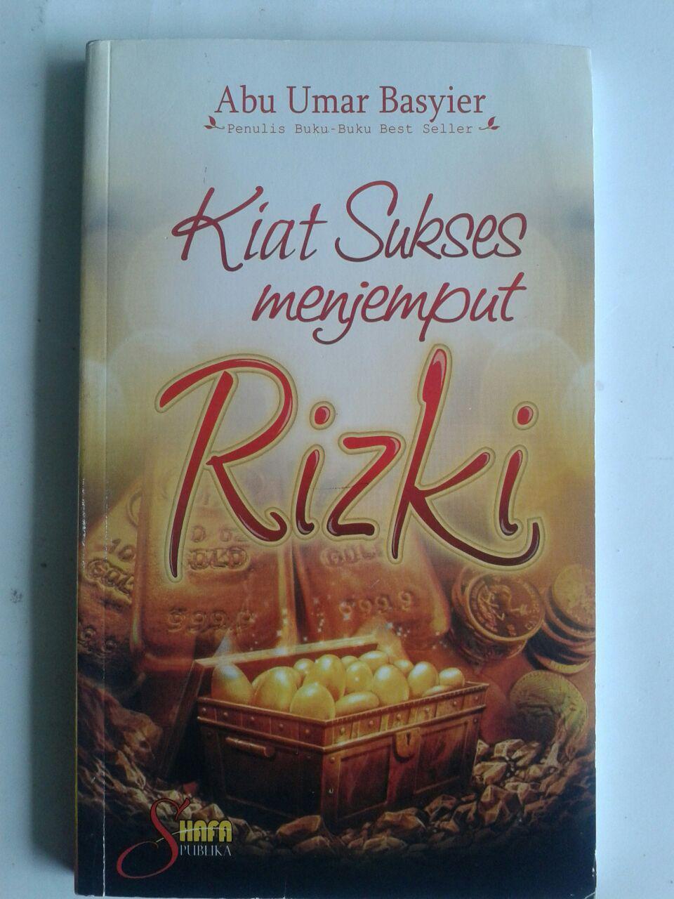 Buku Kiat Sukses Menjemput Rizki cover 2