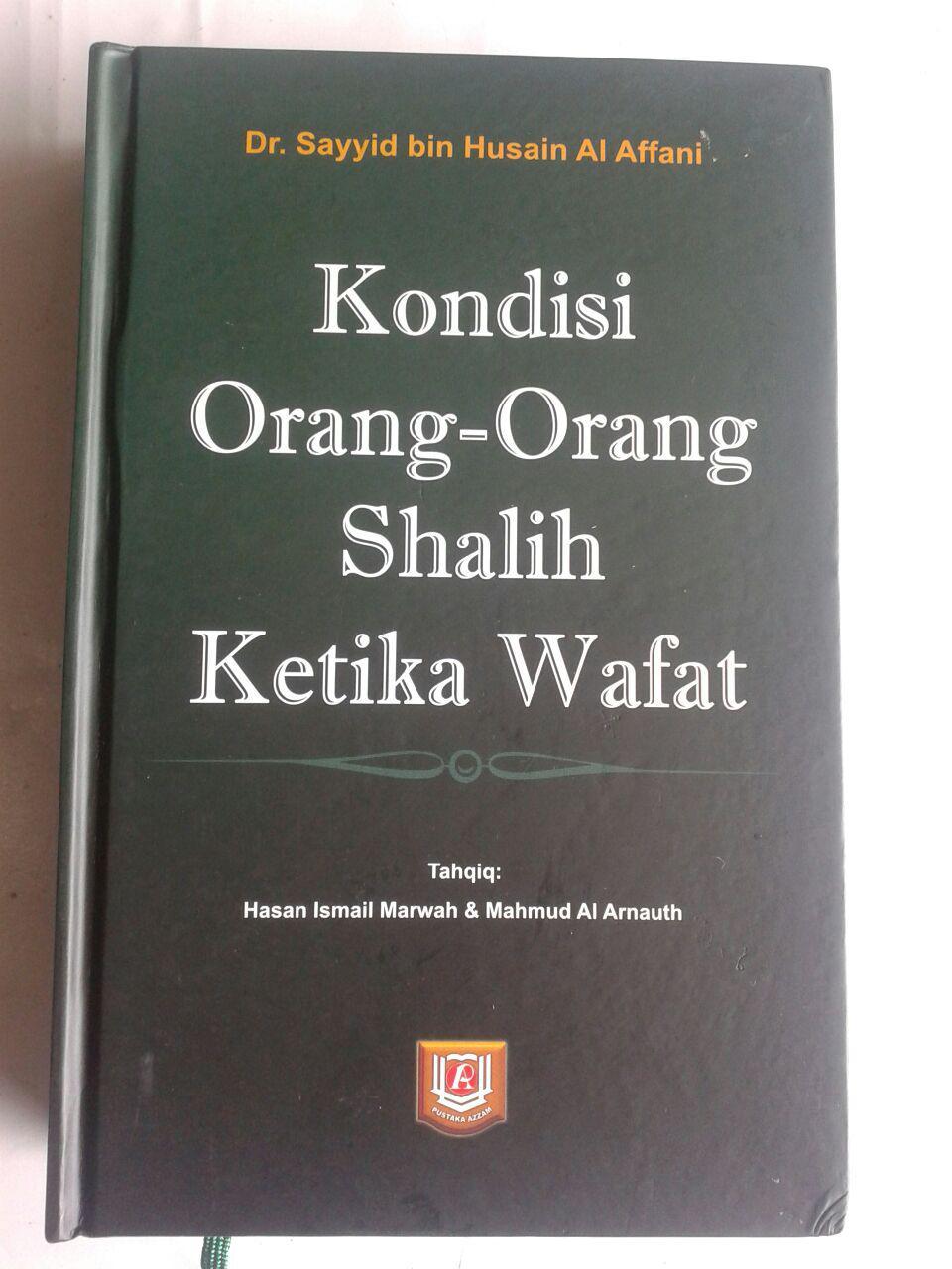Buku Kondisi Orang-Orang Shalih Ketika Wafat cover 2