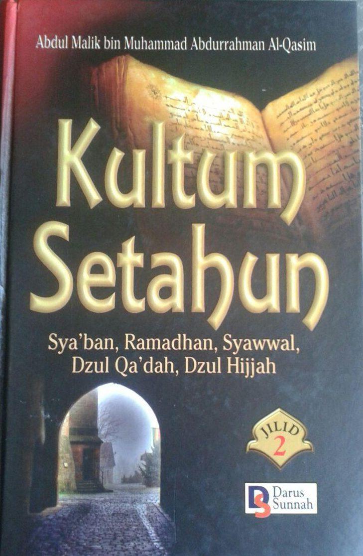 Buku Kultum Setahun 1 Set 2 Jilid cover 4