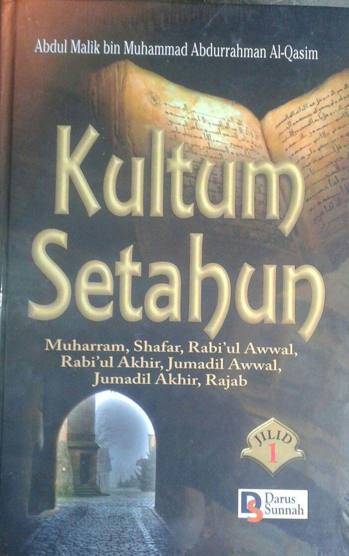 Buku Kultum Setahun 1 Set 2 Jilid cover